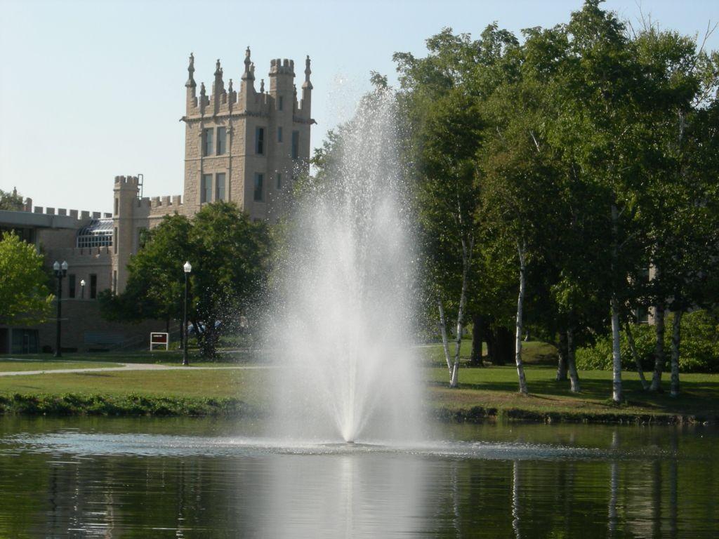Aquamaster Fountain - 3.5HP