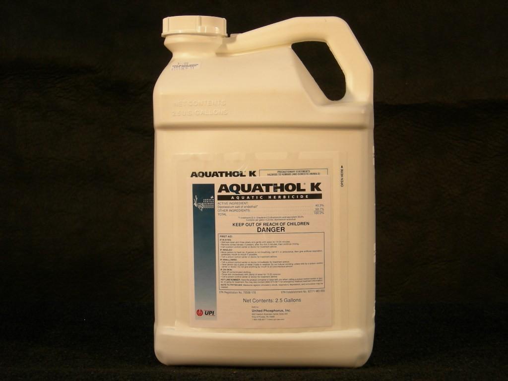 Aquathol K Herbicide