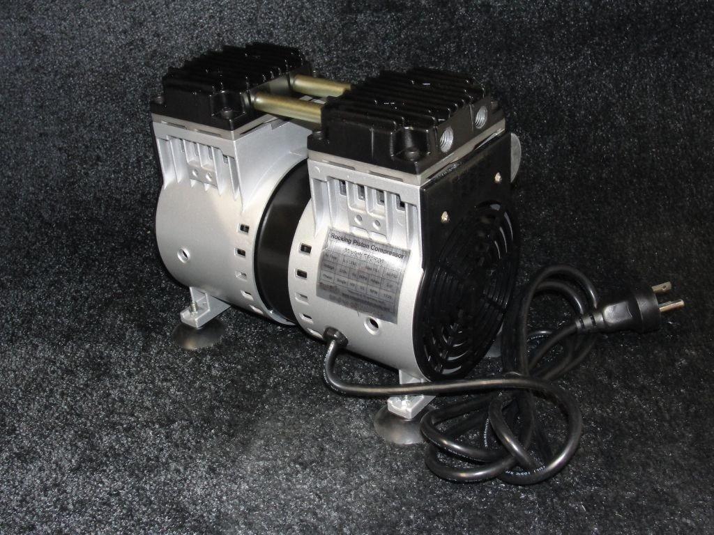 1/2 HP Rocking Piston Compressor - Bare