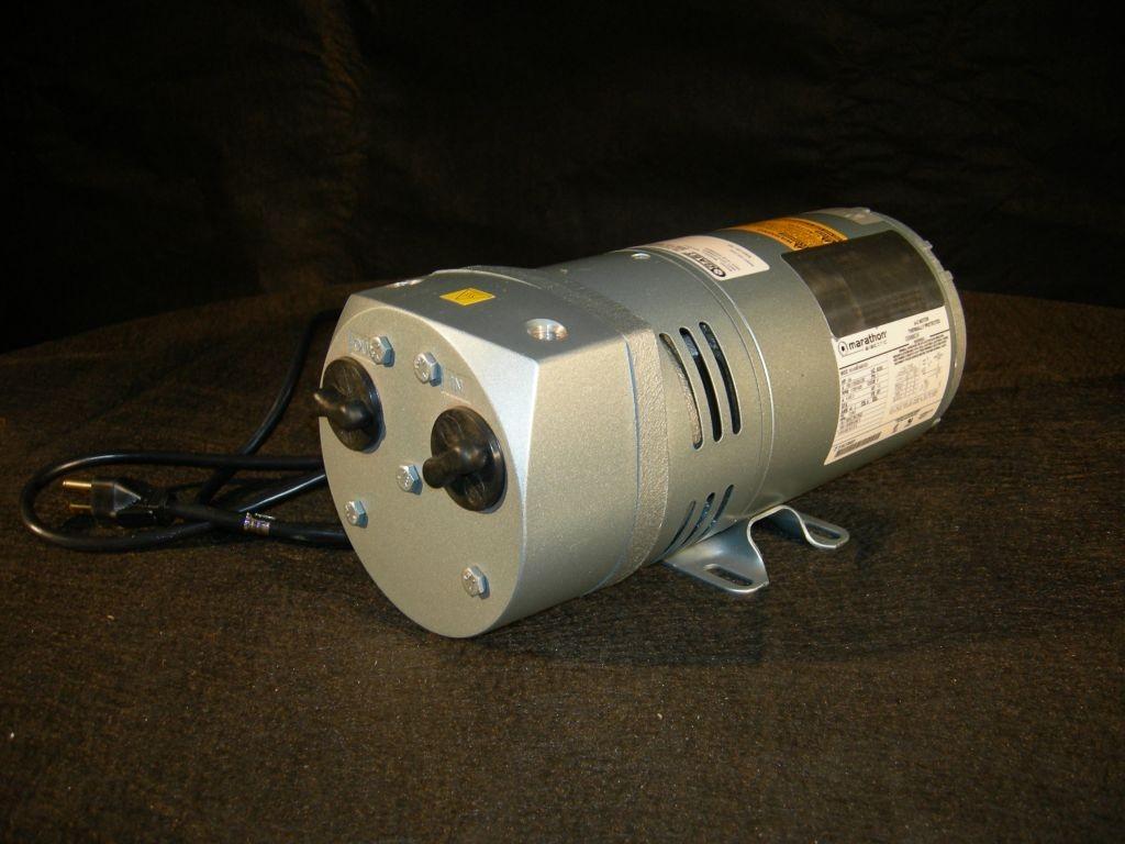 1/4 HP Rotary Vane Compressor - Bare