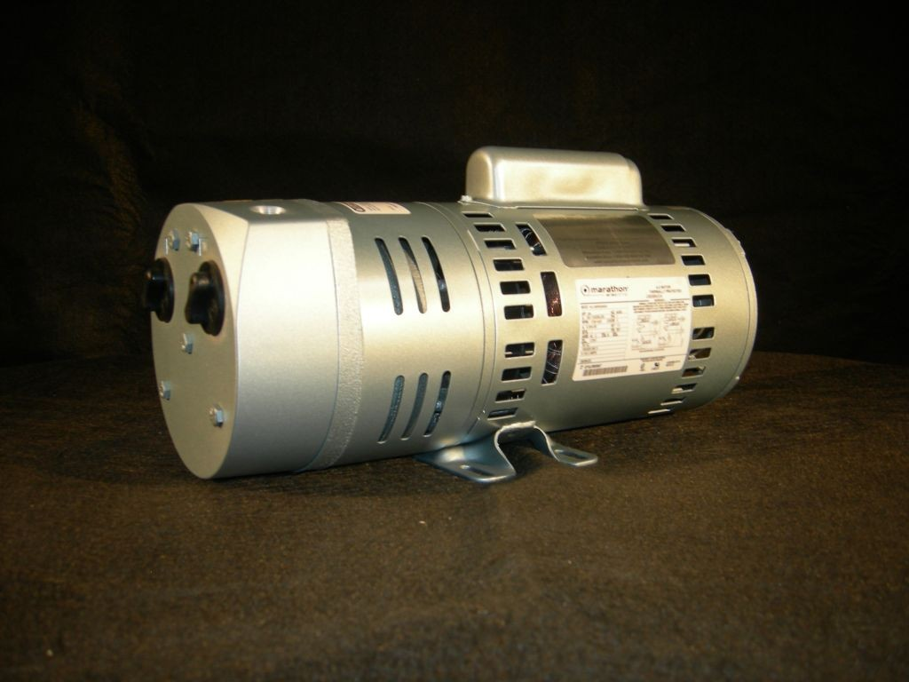 1 HP Rotary Vane Compressor - Bare