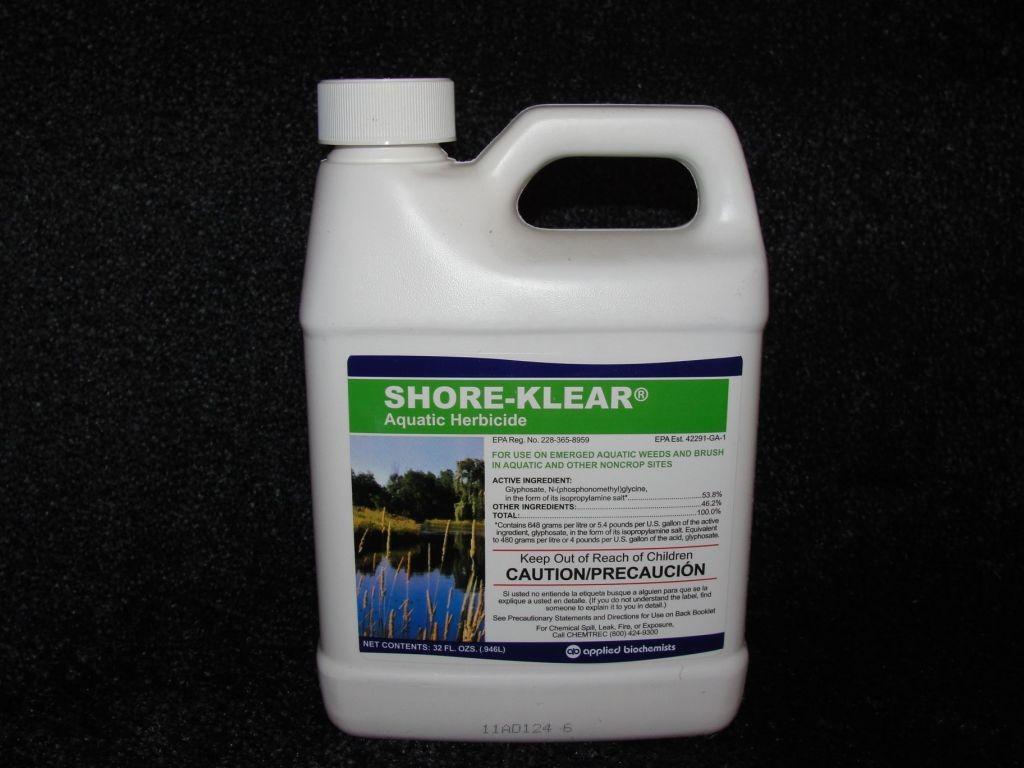 Shore-Klear Herbicide